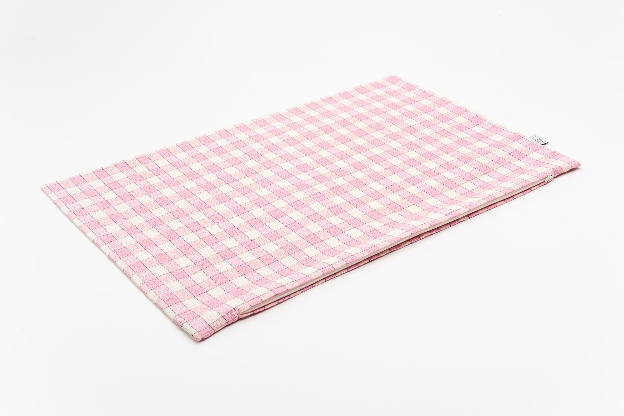 Koelsch Kissenbezug 40×60 rosa offen